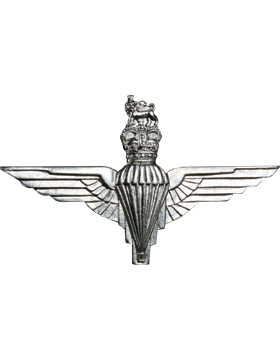 No-Shine (NS-961) British Parachutist Wings