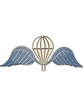 No-Shine (NS-969) Belgium Parachutist Wings