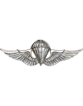 No-Shine (NS-971) Japan Parachutist Wings