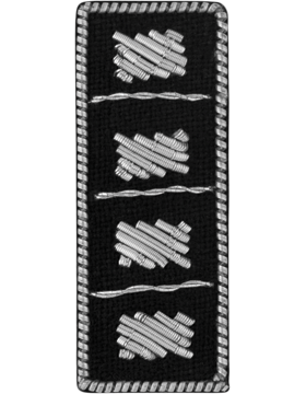 No-Shine (NS-B15) Warrant Officer 05 Bullion