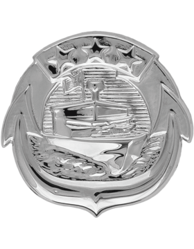 NY-325 Smallcraft Enlisted Bright Silver