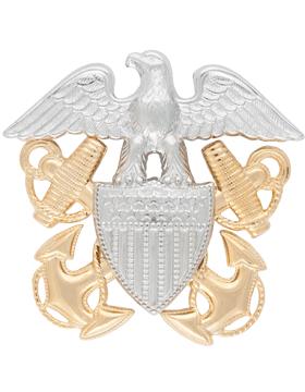 NY-550 Navy Officer Cap Device