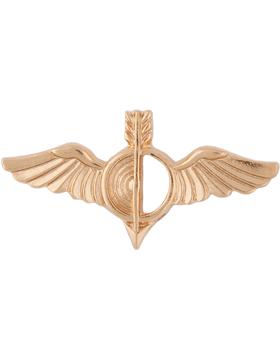 NY-610 Warrant Officer Collar Aerographer (Each) Gold Plated
