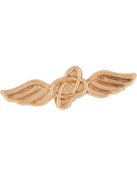 NY-614 Warrant Officer Collar Aviation Elec Tech (Each) Gold
