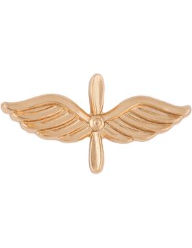 NY-615 Warrant Officer Collar Aviation Maintenance Tech (Each) Gold