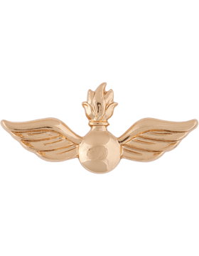 NY-617 Warrant Officer Collar Aviation Operations (Each) Gold