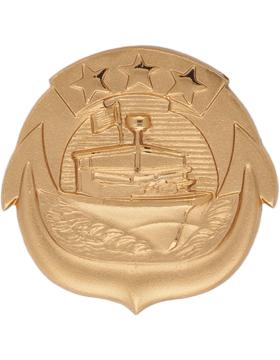 NY-M324 Smallcraft Officer Gold Miniature