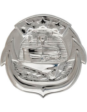 NY-M325 Smallcraft Enlisted Bright Silver Miniature