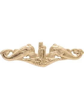 NY-M340 Submarine Officer (Gold) Miniature