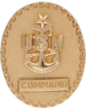 NY-M372 Senior Enlisted Advisor E-8 Command Miniature