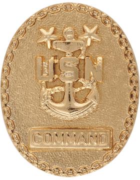 NY-M373 Senior Enlisted Advisor E-9 Command Miniature