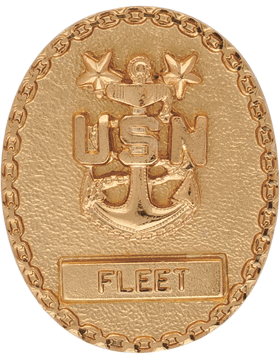 NY-M374 Senior Enlisted E-9 Fleet Miniature