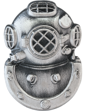 NY-M383 Diver 2nd Class Miniature