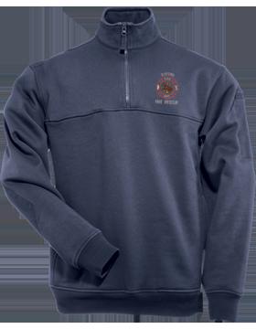 O.F.D. Quarter Zip Job Shirt OFD-72314