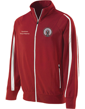 Ohatchee Indians Holloway Determination Jacket
