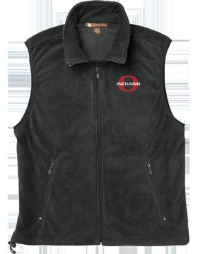 Ohatchee Indians Harriton Fleece Vest M985