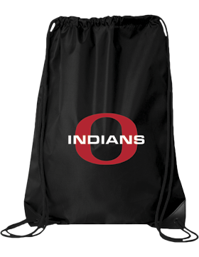 Ohatchee Indians Drawstring Pack