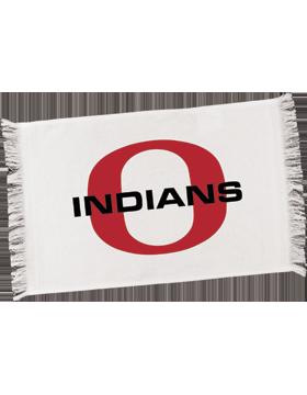Ohatchee Indians Fringed Spirit Towel
