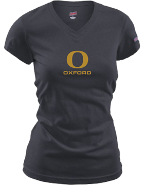 Oxford Under O Soffe Juniors V-Neck Shirt 240V