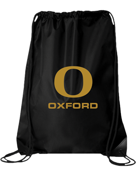 Oxford Under O Drawstring Pack