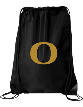 Oxford Gold O Drawstring Pack