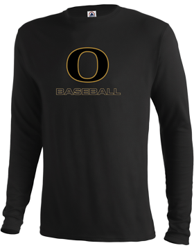 Oxford Baseball Under O Long Sleeve T-Shirt
