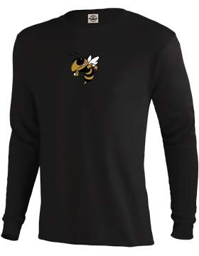 Oxford Yellow Jacket Long Sleeve T-Shirt