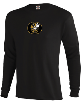Oxford O Yellow Jacket Long Sleeve T-Shirt