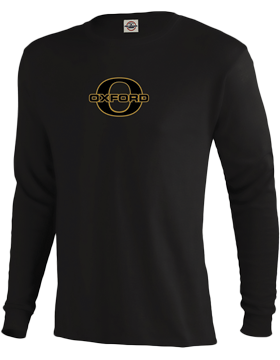Oxford Through O Long Sleeve T-Shirt