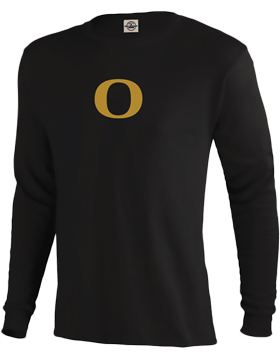 Oxford Gold O Long Sleeve T-Shirt