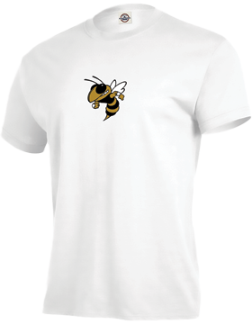 Oxford Yellow Jacket Short Sleeve T-Shirt