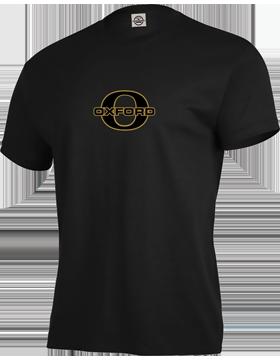Oxford Through O Short Sleeve T-Shirt