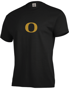 Oxford Gold O Short Sleeve T-Shirt