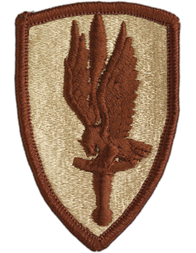 0001 Aviation Brigade Desert Patch