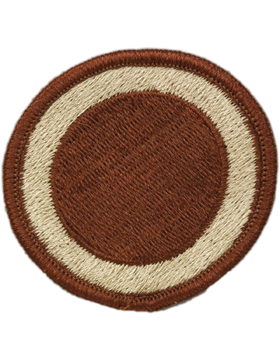 0001 Corps Desert Patch