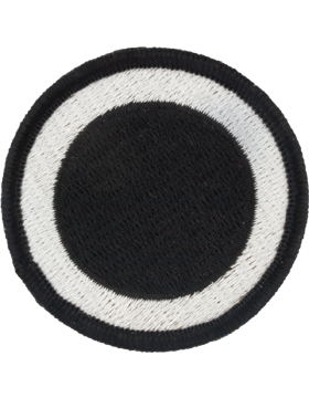 0001 Corps Patch Full Color with Fastener