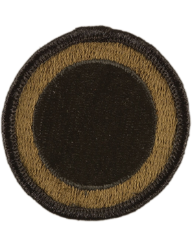 1st Corps Subdued Patch