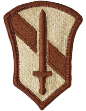 0001 Field Force Desert Patch