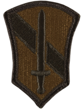 1st Field Force Subdued Patch