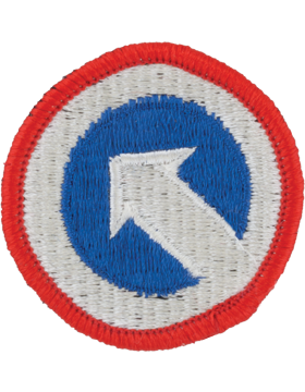 0001 Sustainment Command Patch Full Color with Fastener