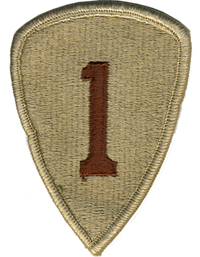 0001 Personnel Command Desert Patch