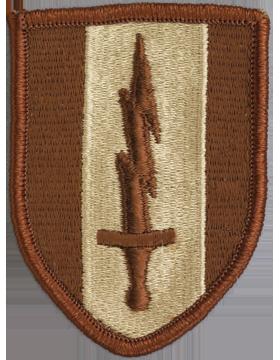 0001 Signal Brigade Desert Patch