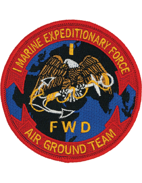 1 Marine Expeditionary Force (Forward) Full Color