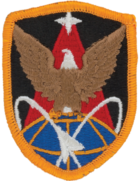 1st Space Brigade Full Color Patch