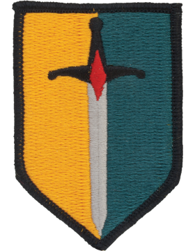 0001 Maneuver Enhancement Brigade Patch Full Color with Fastener