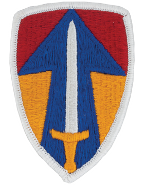 0002 Field Force Patch Full Color with Fastener