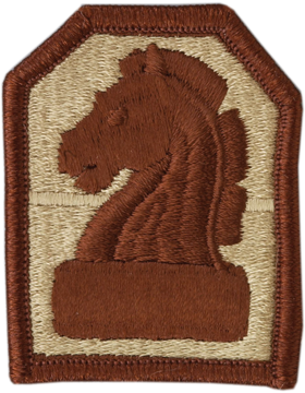 0002 Military Intelligence Command Desert Patch