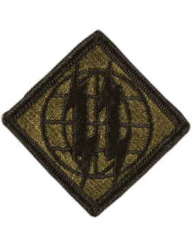 0002 Signal Brigade Subdued Patch