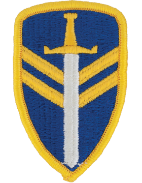 2nd Support Brigade Full Color Patch