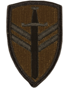 0002 Support Brigade Subdued Patch